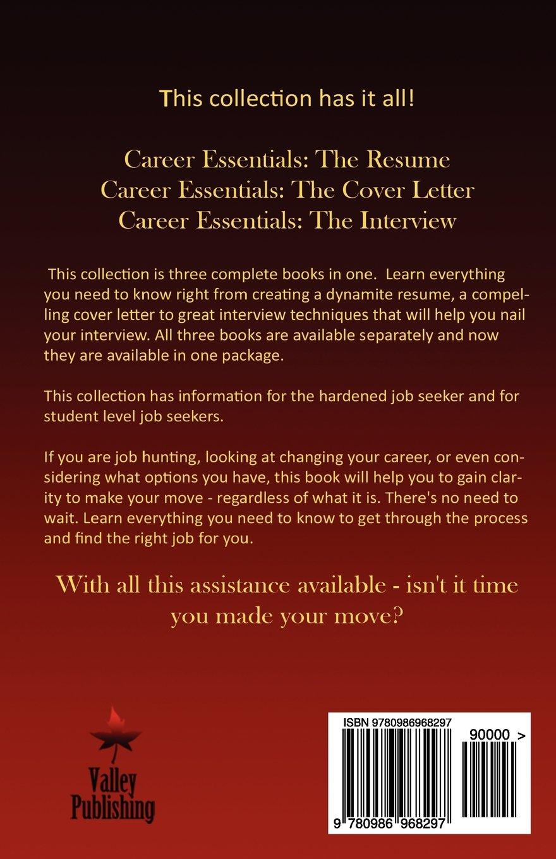 career essentials in dale er com career essentials 3 in 1 dale er 9780986968297 com books