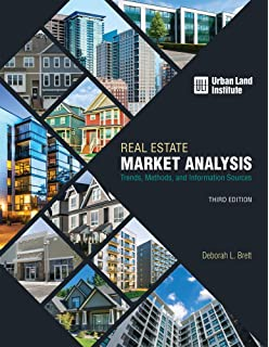 Real Estate Market Analysis Second Edition Methods and Case Studies