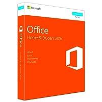 Microsoft Office 2016 - Home & Student (Windows) [1 dispositivo / versione perpetua]