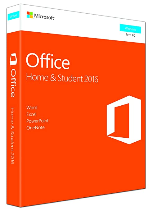 Microsoft Office 2016 - Home andamp; Student (Windows) [1 dispositivo / versione perpetua]