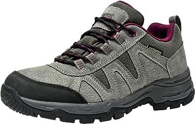 riemot Zapatillas Trekking para Mujer, Zapatos de Senderismo ...