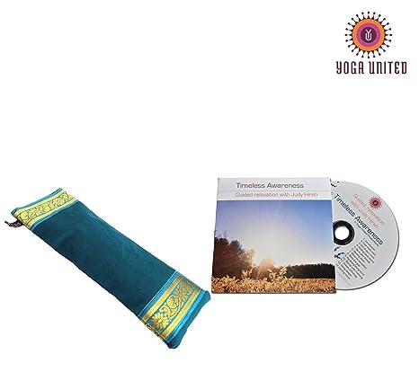 Yoga United - Almohada para yoga (incluye CD de relajación ...