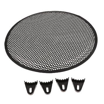 Homyl 1 Pc de Cubierta de Protección Acústica para Carro Material de Metal Tamaño Opcional -