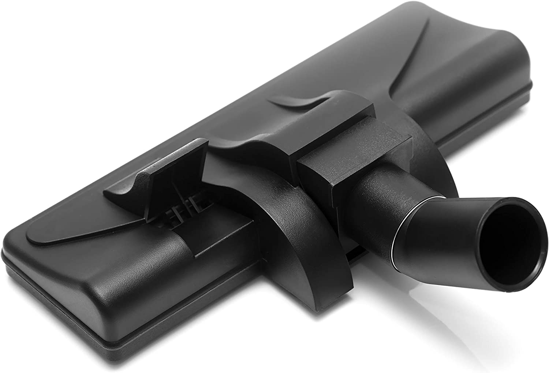 Cleanwizzard Premium - Cepillo universal para aspiradora AEG Electrolux, Numatic, Philips, Haier, Midea, EJE, ROWENTA, LG (negro, 27,5)