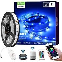 LE Luces de Tira LED WiFi, Tiras LED