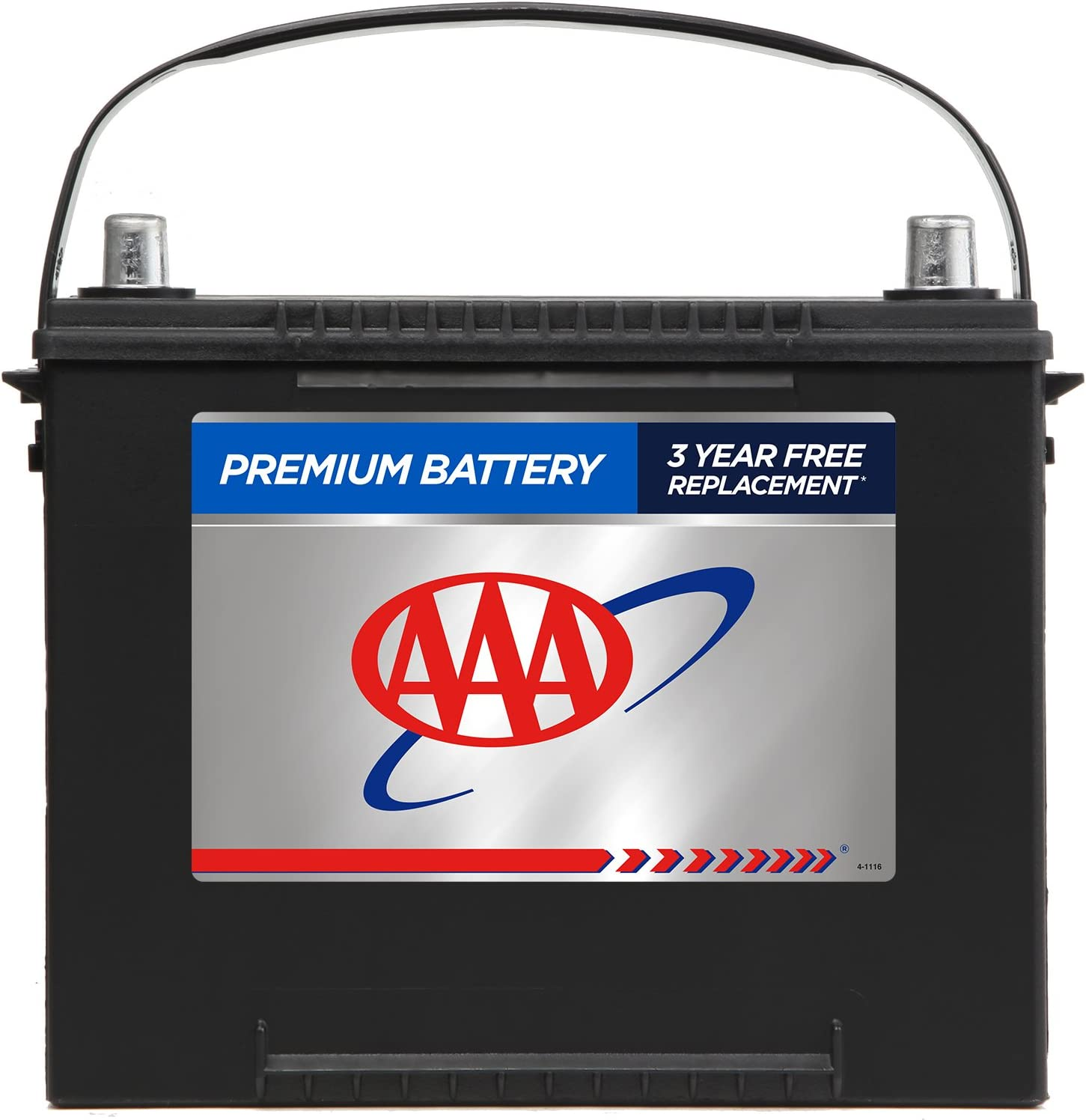 AAA Car Battery Delivery and Installation, GP 24F, 3-year Warranty ...