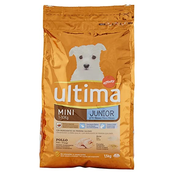 Ultima Dog - Special Mini Junior 1,5 Kg