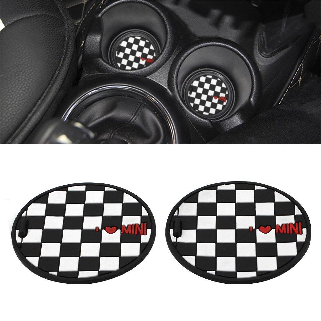 Baodanjiayou Tapis de voiture antid/érapant 7,7 mm pour BMW Mini Cooper 2011 2012 2013 R55 R56