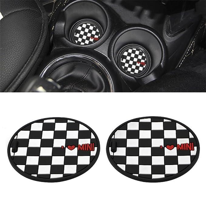 Baodanjiayou - Alfombrilla antideslizante para salpicadero de coche para BMW Mini Cooper 2011 2012 2013 R55 R56 (7,7 mm): Amazon.es: Salud y cuidado ...