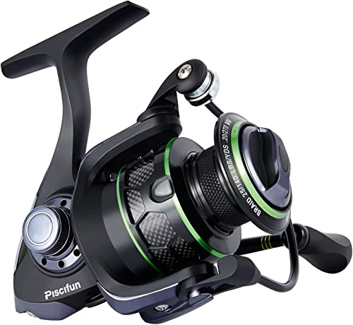 Piscifun Spinning Reel Lightweight Smooth (the Venom)