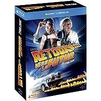Retour vers le futur : Trilogie [Blu-ray + Copie digitale]