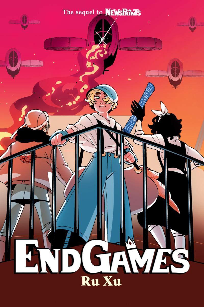 EndGames (NewsPrints #2) (2): Xu, Ru: 9780545803168: Amazon.com: Books