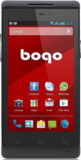 Bogo Lifestyle 4SL Slim QC - Smartphone libre de 4