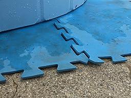 Pool untergrund platten hochbeet untergrund platten for Schwimmpool obi