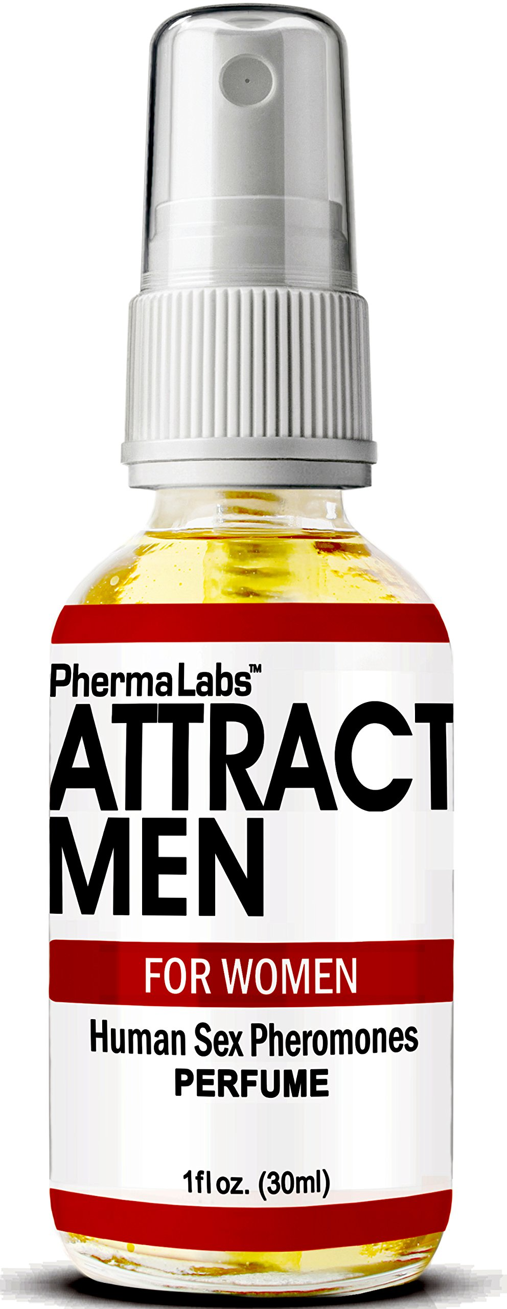 PhermaLabs Pheromones Perfume For Women- 1.0 oz- Attract Men Instantly- Highest Concentration Of