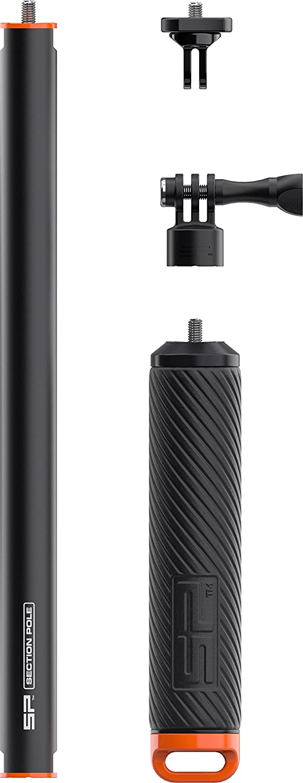 Go Pro Unisex Erwachsene SP-Gadgets GB pro Teleskopstange Unisex Erwachsene Schwarz//Orange