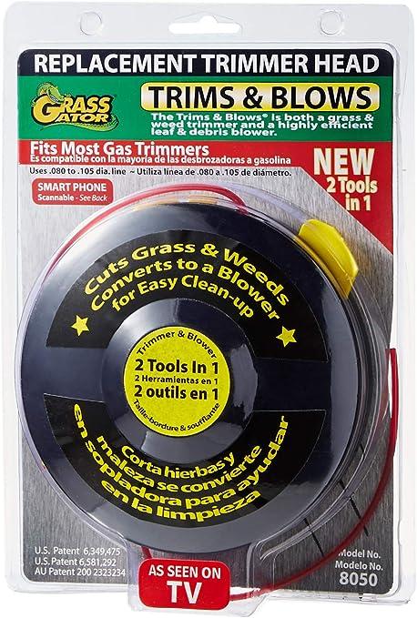Grass Gator 8050 Hurricane Trim & Blow Replacement String Trimmer Head