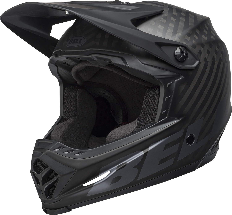 Bell Full-9 MIPS Adult Full Face Bike Helmet (Fasthouse Matte Black/White (2019), Medium)
