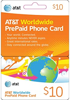 att worldwide prepaid phone card 50 - Where To Buy International Calling Cards