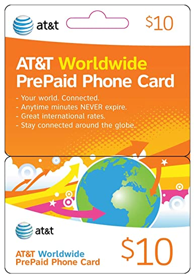 calling card bundle 2 10cards of 5 att prepaid phone cards on promo sale - Calling Card