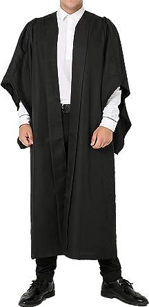 TALLA Small 45(152cm-158cm). GGS Vestido de graduación de Soltero de UK Solamente