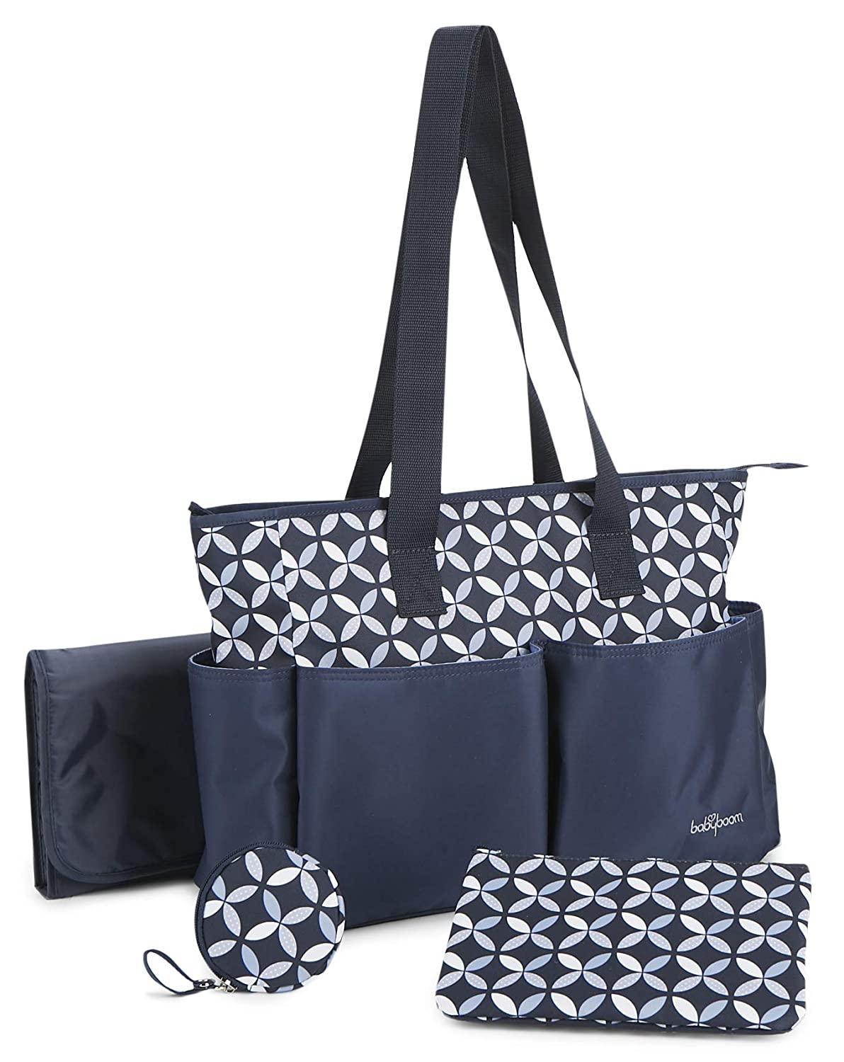 Diaper Bag with Piping Trim Available in 4 Colors See other listings