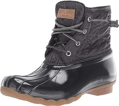 Saltwater Nylon Quilt Rain Boot