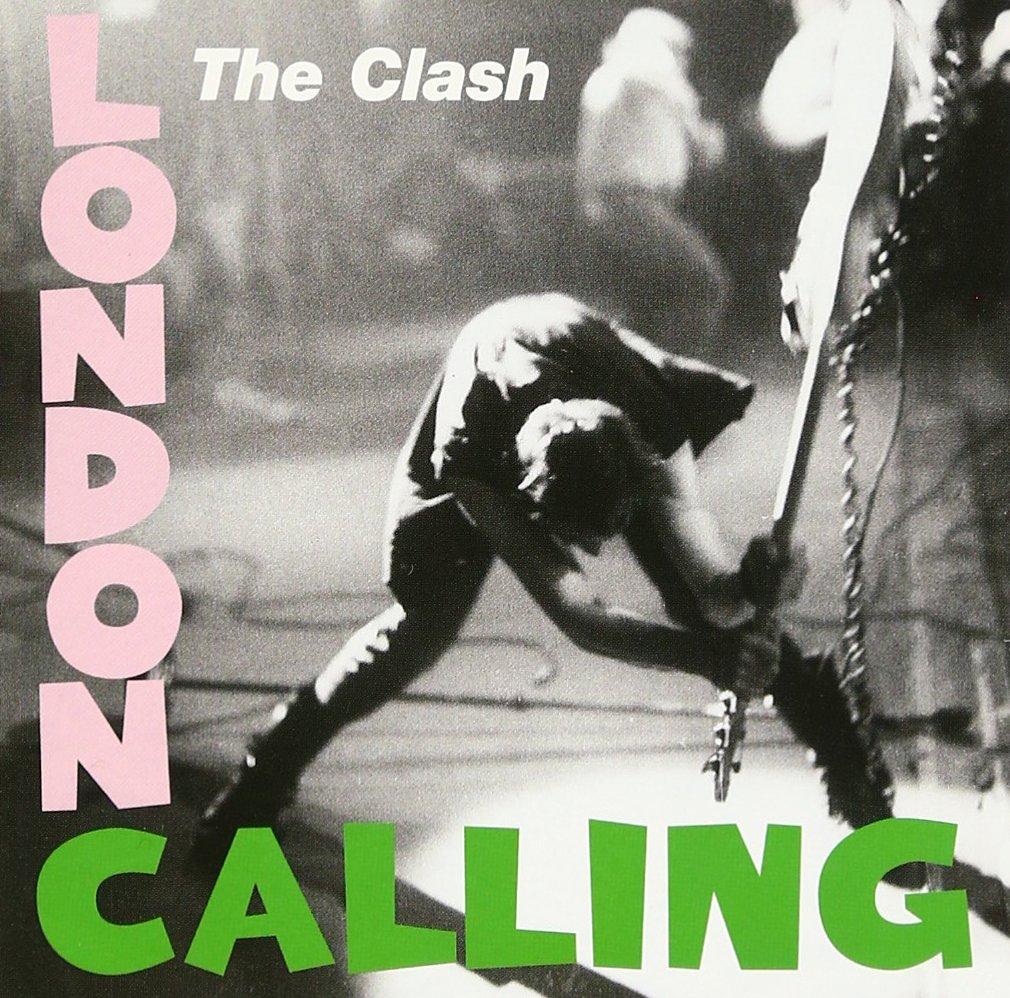 ロンドン・コーリング-ザ・クラッシュ