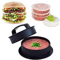 SIYWINA Pressa per Hamburger Stampo per Hamburger Forma per Hamburger BBQ Burger Maker