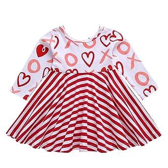 mamum niño bebé niña San Valentín rayas corazón impresora ...