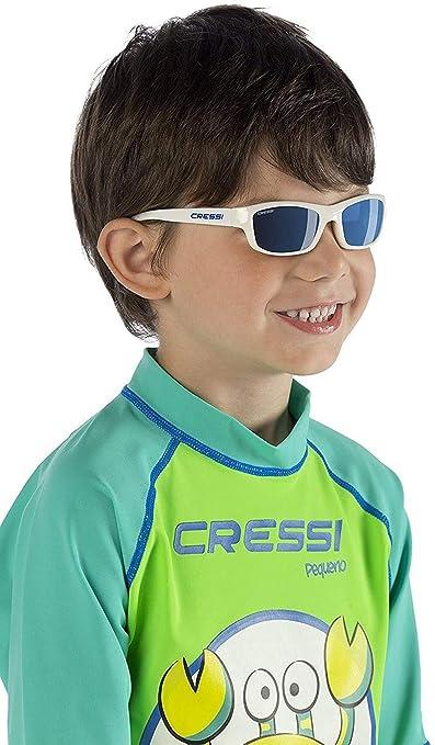 Cressi Maka - Gafas de Sol para Niños Unisex, 100% de ...