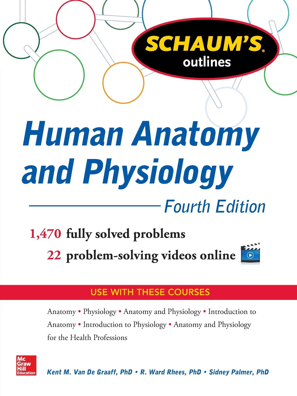 Buy Schaum\'s Outline of Human Anatomy and Physiology (Schaum\'s ...