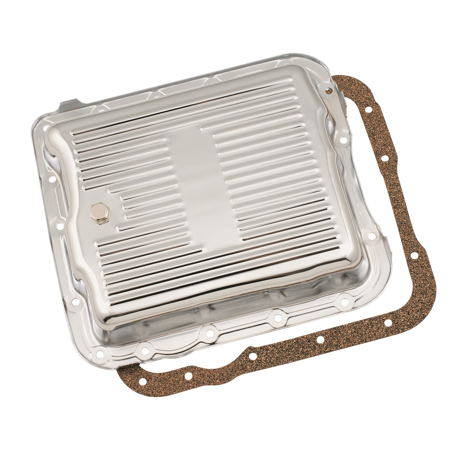 Mr. Gasket 9732 Automatic Transmission Oil Pan by Mr. Gasket