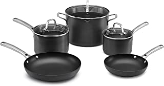 product image for Calphalon Classic Cookware Set, 8-pc, Grey
