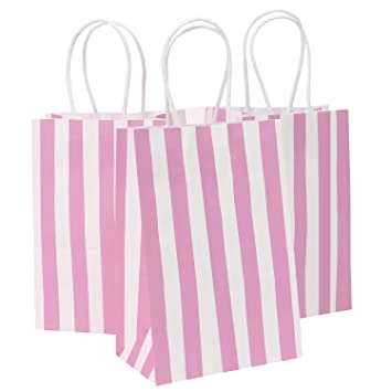 Road - Bolsas de papel kraft con asa, bolsa de la compra ...