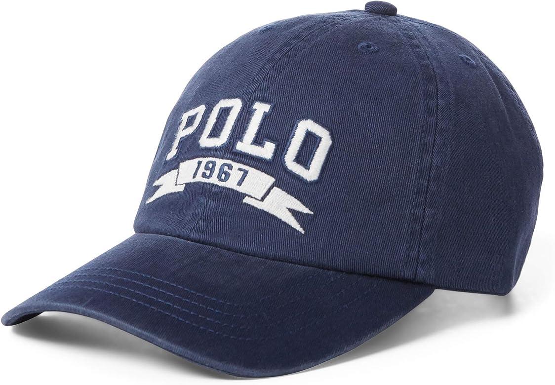 Polo Ralph Lauren – Gorra de béisbol Polo 1967 para niños de 6 a ...