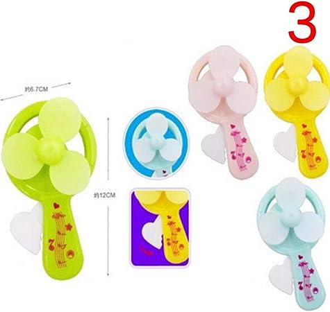 Sissi fan ventilador de juguete port¨¢til ventilador Mini 1# ventilador de enfriamiento animal de dibujos animados: Amazon.es: Hogar