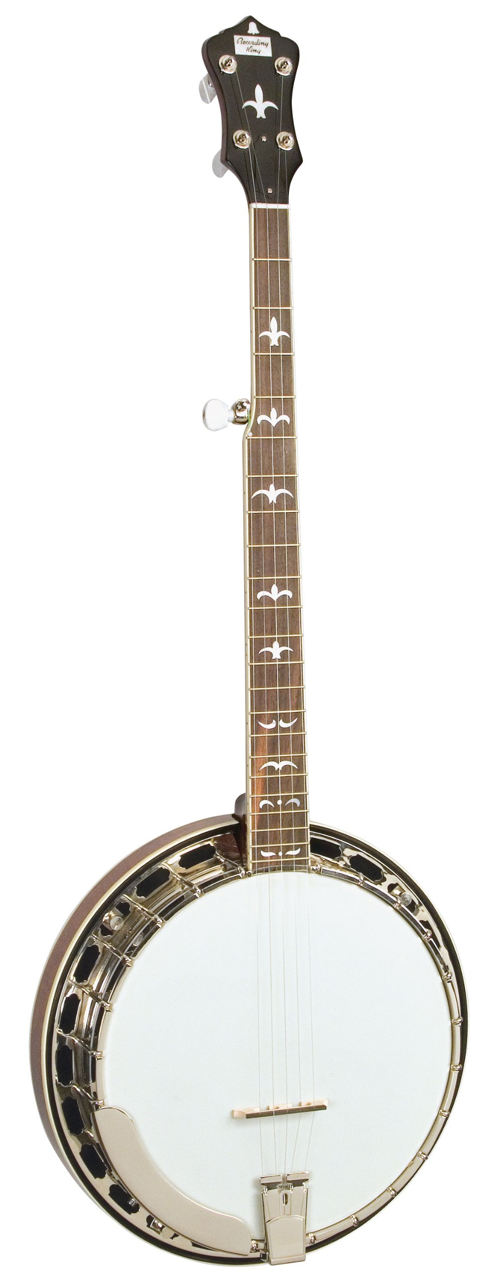 Recording King RK-R35-BR Madison Tone Ring Banjo, Maple Resonator