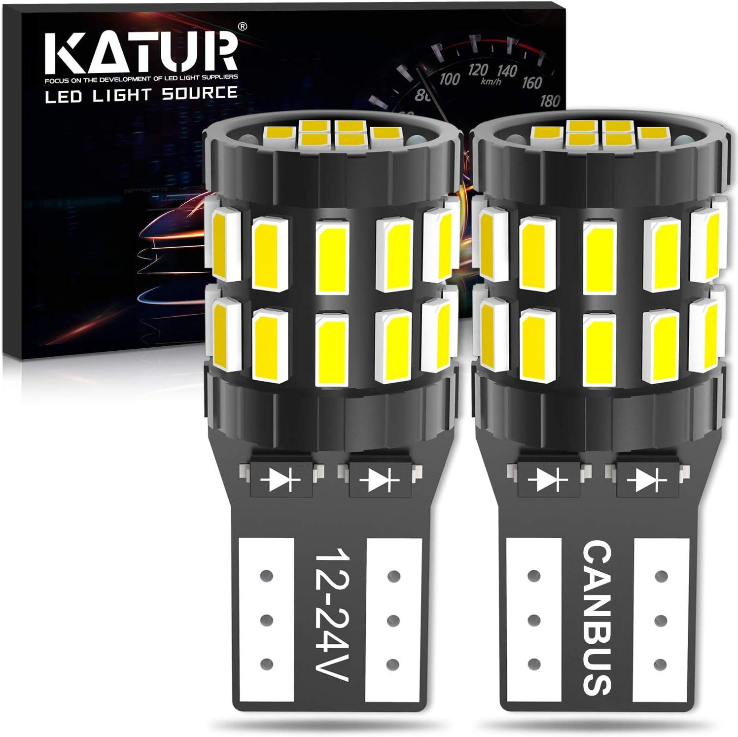 cupola W5W 194 lampadine a LED Wewled Lampadine LED T10 per cruscotto 168 LED 12 V porta di cortesia verde targa di cortesia confezione da 10
