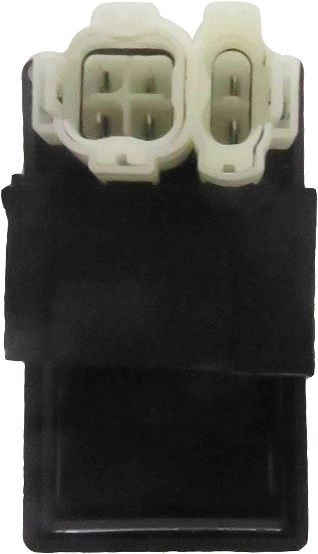 JEM/&JULES Cooling Fan Control CDI Unit for Honda 38710-Hm7-004