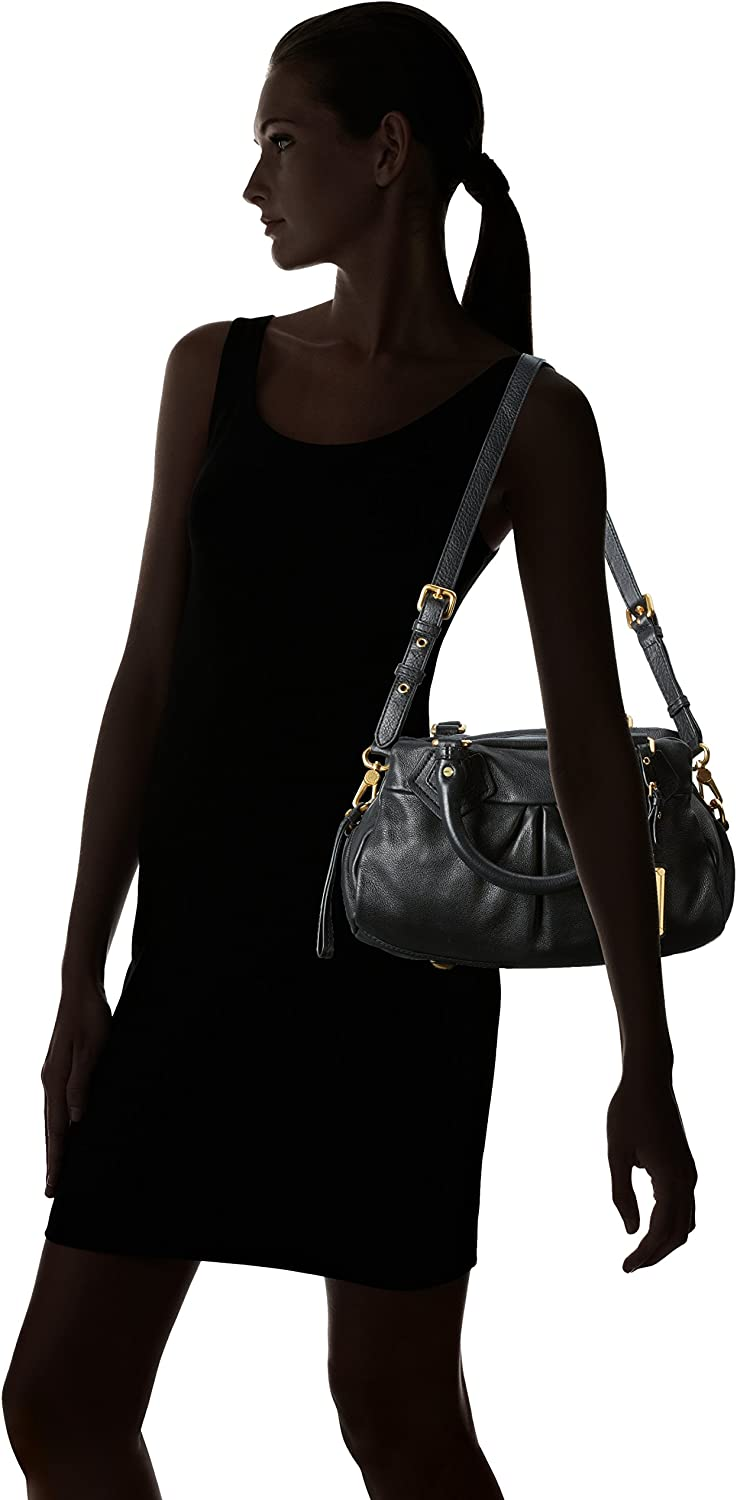 Marc by Marc Jacobs Classic Q Baby Groovee Convertible Shoulder Bag