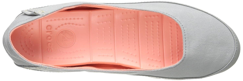 Bailarinas Mujer Crocs Strech Sole Flat W DTC