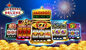 Vegas Deluxe Slots by Zentertain Limited