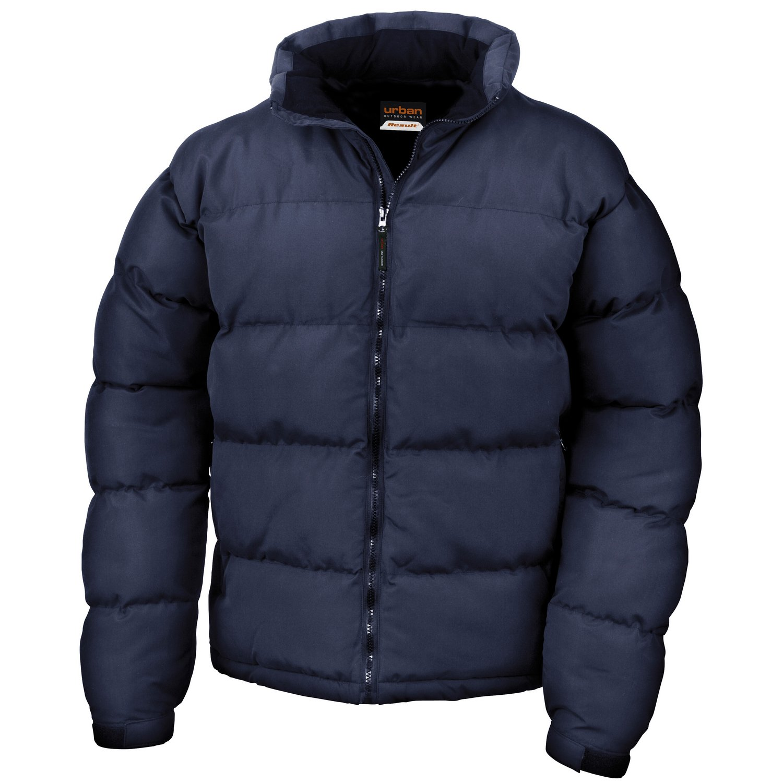 Result Urban Outdoor Holkham down feel jacket Navy L