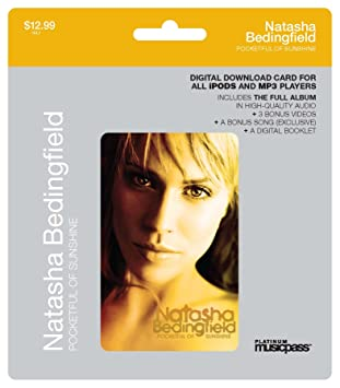 Natasha bedingfield pocketful of sunshine(deluxe) amazon. Com music.