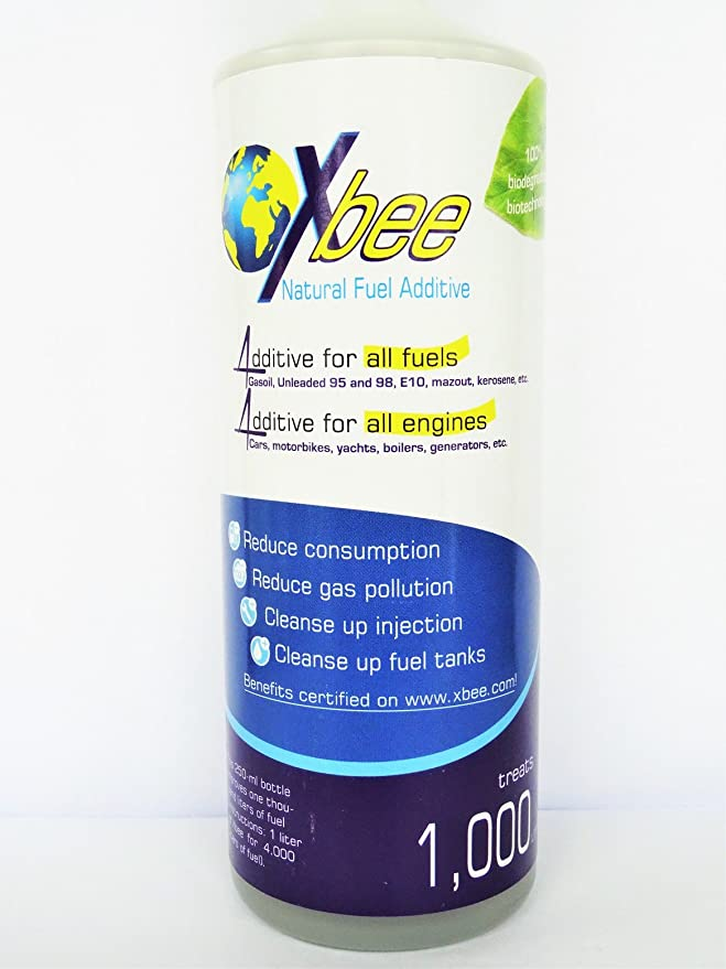 XBee enzima additiv, 250 ml, suficiente para 1000L ...