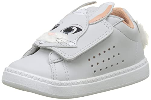 2b718a3278 Le Coq Sportif Baby Girls'' Courtset Inf Lapin Boots Grey (Galet/Dusty