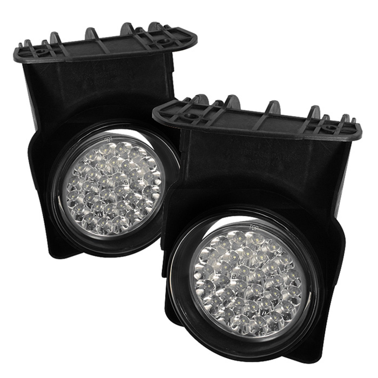 71EH3a6mQFL._SL1500_ amazon com spyder auto fl led gs03 c gmc clear led fog light  at crackthecode.co