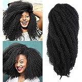 Cuban Twist Braid Marley Hair For Twists Afro Kinky Marley Braiding Hair 16 Inch Marley Crochet Hair 3packs Marley Braid Hair