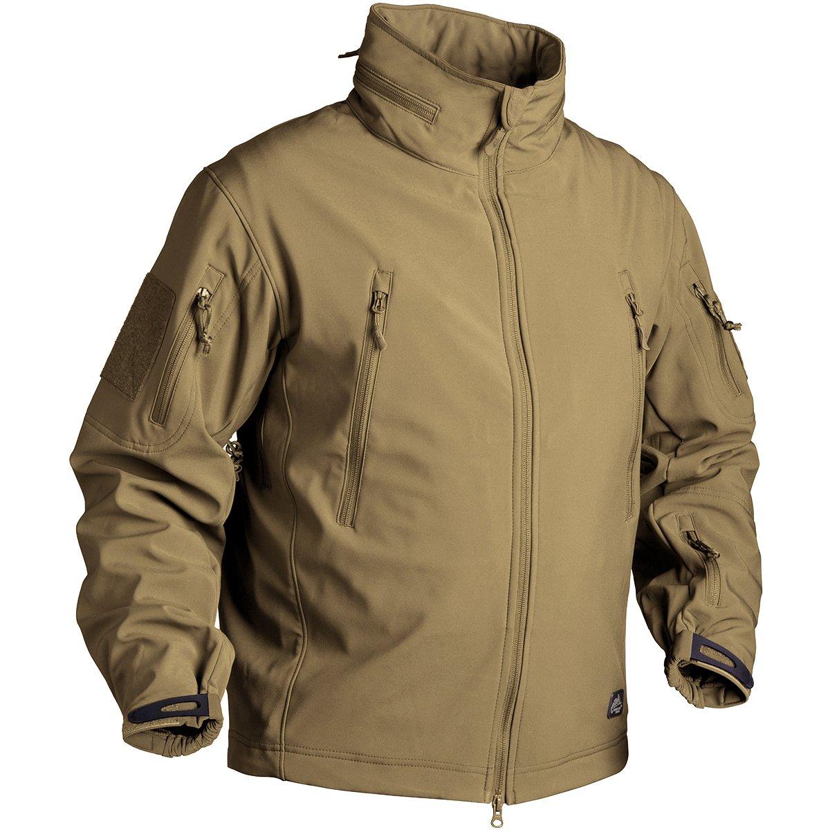 Helikon Gunfighter Soft Shell Jacket Coyote size M